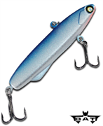 Ратлин Силиконовый BAT Shiriten Baton 70 16,7гр цвет 901