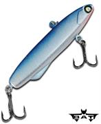 Ратлин Силиконовый BAT Shiriten Baton 80 28гр цвет 901