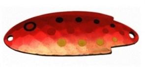 Блесна Thomas Buoyant T101 1/6 oz. gold/red