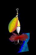 Блесна Myran  Wipp Rainbow 3гр
