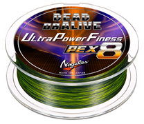 Леска Плетёная Varivas Dead or Alive Ultra Power Finesse PE X8 150м #1.5 31Lb