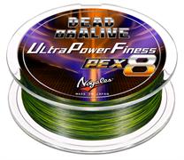 Леска Плетёная Varivas Dead or Alive Ultra Power Finesse PE X8 150м #1.2 23Lb