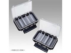 Коробка Meiho Versus VS 450WG Black