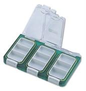 Коробка Meiho Reversible WG9 Clear Green