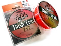 Монофильная леска Varivas Super Trout Advance VEP Bush Trail 100м #1.2 5Lb/0,185мм