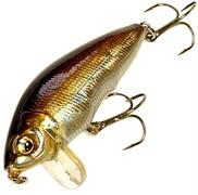 Воблер Scorana Slender Minnow плавающий 65мм 7,5гр 0-0,5м цвет HBL