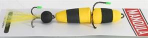 Мандула классическая, размер M 90мм Цвет 001