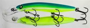 Воблер BAT Chinatsu 125 20гр плавающий до 8м, цвет B021