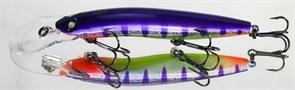 Воблер BAT Chinatsu 125 20гр плавающий до 8м, цвет B028