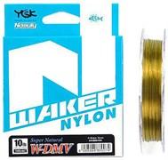 Леска YGK Nasuly N Waker W-DMV 100% Nylon 91м #1.2 5Lb/0,182мм.