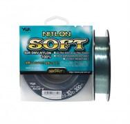 Леска YGK Nitlon Soft DMV 100% Nylon 100м #1 4Lb/0,169мм