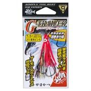 Ассист крючок Gamakatsu G-Trailer AK-113 #8 Double Drift Hook 1 шт.