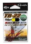 Ассист крючок Gamakatsu TR22 #1 Drift Double Hook 2 шт.