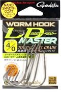 Крючки Офсетные Gamakatsu Worm Hook LD Master#4/0 NSC 5шт/уп