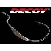 Крючки Офсетные Decoy S-Switcher Worm 102 #5/0 4шт/уп