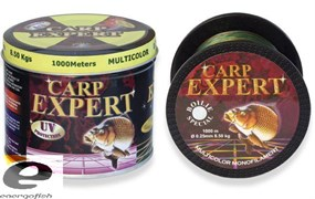 Леска Carp Expert Boilie Special Multicolor 1000м 0,40мм 18,7кг Metal Can