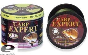 Леска Carp Expert Boilie Special Multicolor 1000м 0,50мм 23,57кг Metal Can