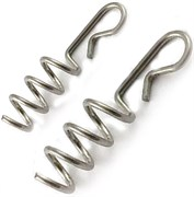 Спираль для фиксации силиконовой приманки Gamakatsu Spring Keeper #M 6шт/уп