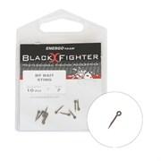 Штырь для Насадки Металлический Black Fighter Bait Sting L 15мм