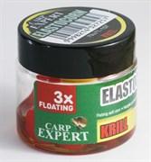 Кукуруза Плавающая Carp Expert ElastoCorn Red - Krill Maxi 8шт/уп