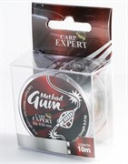 Фидергам Method Gum Carp Expert 0,80мм 10м 14,0кг Brouwn