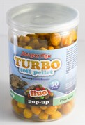 Benzar Mix Turbo Soft Pop-Up Pellet 50гр Fluo Carp Карп