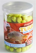 Benzar Mix Turbo Soft Pop-Up Pellet Long Life 60гр Carp-caras Карп-карась Долгорастворимый