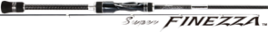 Спиннинг двухчастный Graphiteleader Super Finezza GSFS-752L-T 1-10гр