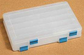 Коробка для Воблеров Columbia H489 двухсторонняя 10 ячеек 345х220х60мм