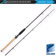 Спиннинг Salmo Aggressor Jerk 100 (20-100)  1.80м. (5323-180)