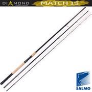 Удилище Матчевое Salmo Diamond Match 15 (4-15) 4,2м. (5537-420)
