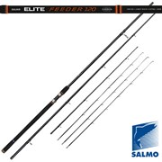 Удилище фидерное Salmo Elite Feeder 120 (до 120)  3,65м. (3942-365)