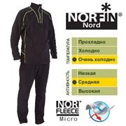 Бельё микрофлисовое Norfin Nord 02 p.M