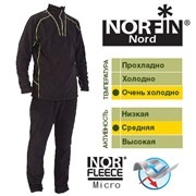 Бельё микрофлисовое Norfin Nord 06 p.XXXL
