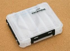 Коробка для Воблеров Columbia двухсторонняя 10 ячеек 195х150х35мм