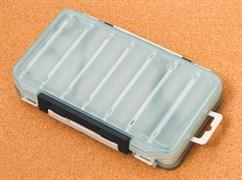 Коробка для Приманок Aquatech 17300 двухсторонняя 12 ячеек 200x125x35мм