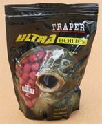 Бойлы прикормочные Traper Дикая роза 16мм  0,5кг