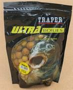 Бойлы прикормочные Traper Микс Ваниль 12, 16, 20мм  0,5кг