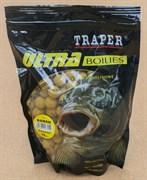 Бойлы прикормочные Traper Банан 16мм  0,5кг
