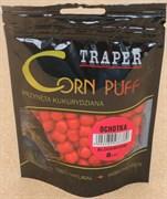 Насадка Traper Corn Puff Плавающая Воздушная кукуруза Мотыль 8мм 20гр