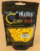 Насадка Traper Corn Puff Плавающая Воздушная кукуруза Скопекс 8мм 20гр