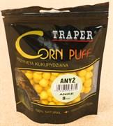Насадка Traper Corn Puff Плавающая Воздушная кукуруза Анис 8мм 20гр