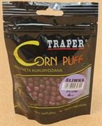 Насадка Traper Corn Puff Плавающая Воздушная кукуруза Слива 4мм 20гр