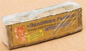 Жмых Кукурузный ЗР в Кубиках 0,5кг с ароматом Сливы