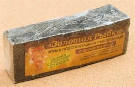 Жмых Подсолнечный ЗР в Кубиках 0,5кг с ароматом Мёда