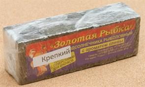 Жмых Подсолнечный ЗР в Кубиках 0,5кг Крепкий с ароматом Сливы