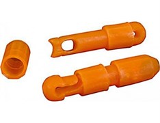 Коннектор штекерный Stonfo Connector оранжевый без упаковки