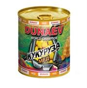 Добавка в металлической банке Дунаев Кукуруза с Мёдом 320мл