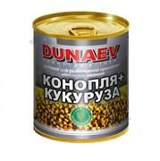 Добавка в металлической банке Дунаев Кукуруза Конопля 320мл