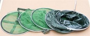 Садок Osprey со Стойкой 0,4х2,0м Круглый, прорезиненный в непромокаемом чехле